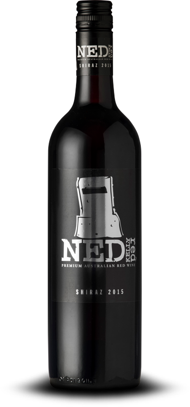 Ned Kelly Red Shiraz Australian Boutique Wine
