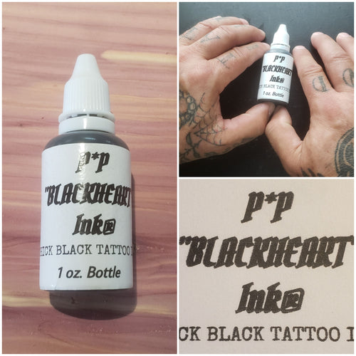 Hand Poke Tattoo Ink,  size 1 oz. bottles Tattoo Ink,  Stick Too Poke Tattoo Ink,  Made in USA.
