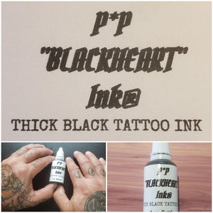 Hand Poke Tattoo Ink,  size 1 oz. bottles Tattoo Ink,  Stick Too Poke Tattoo Ink