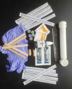 Poke and Stick tattoo kit, DIY tattoo kit, Complete Tattoo Stick Kit