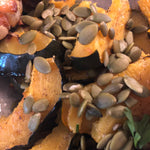 Acorn Squash and Truffled White Bean Platter