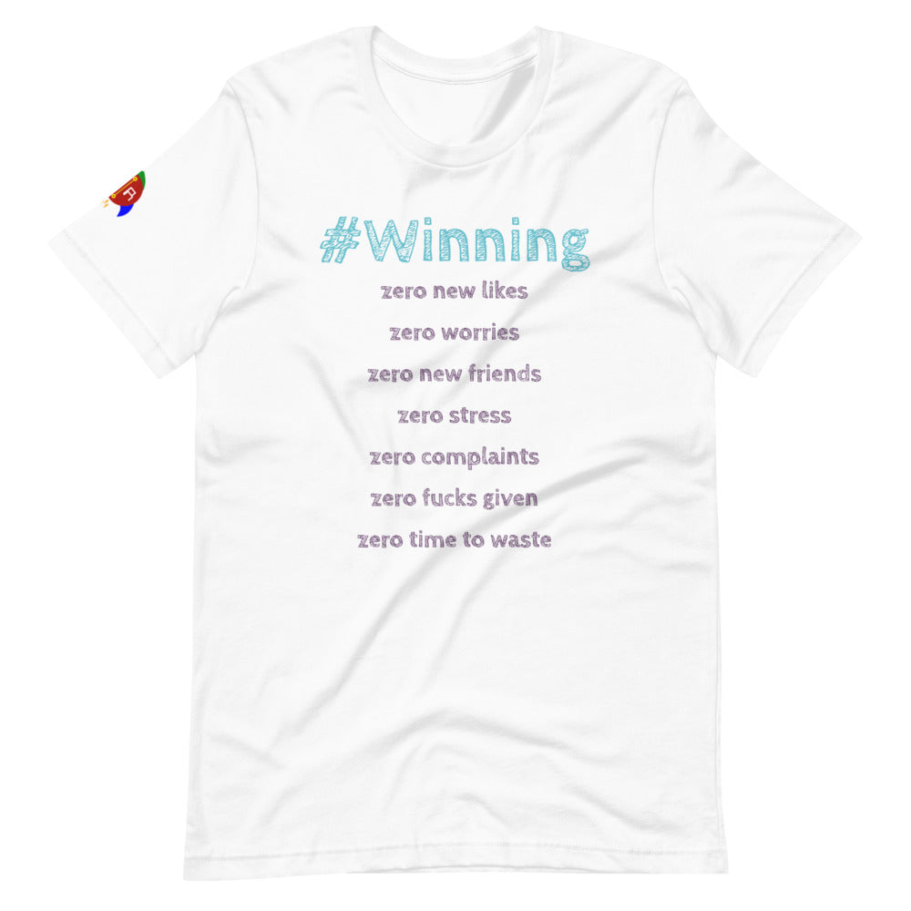 Winning! Women's T-Shirt