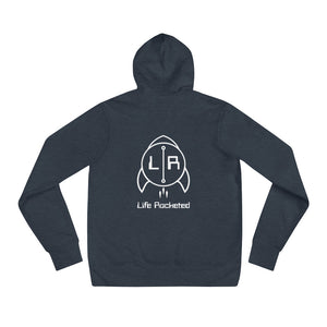 Life Rocketed Monetize Everything hoodie for women