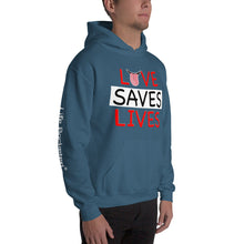 Load image into Gallery viewer, Life Rocketed hoodie