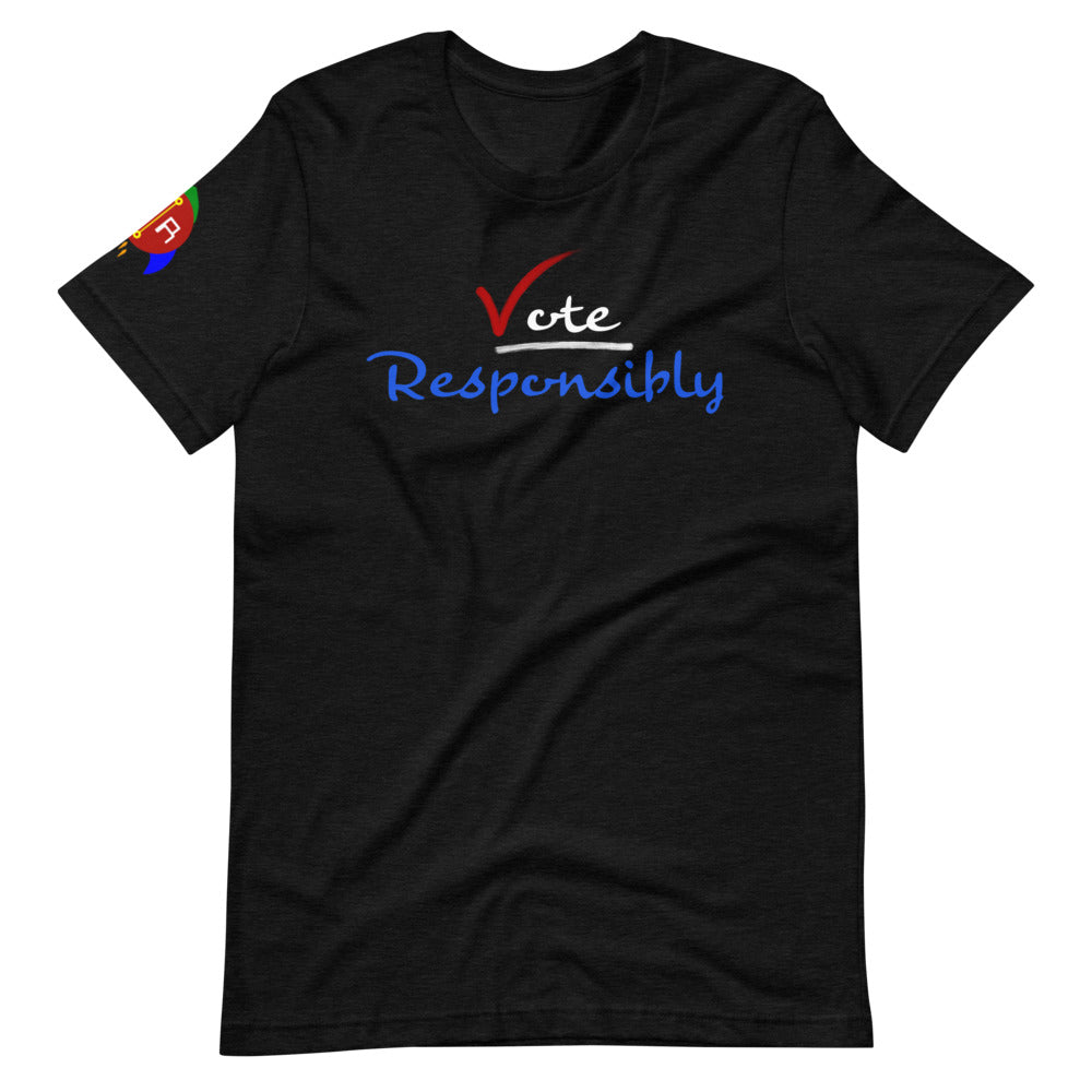 Vote Responsibly Men's t-Shirt