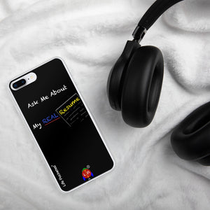 Life Rocketed iPhone case