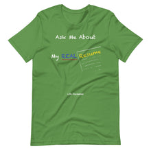 Load image into Gallery viewer, Real Resume T-Shirt