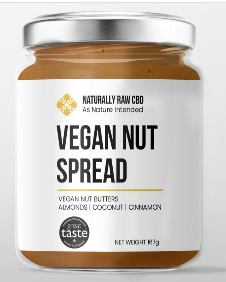 Vegan Nut Spread