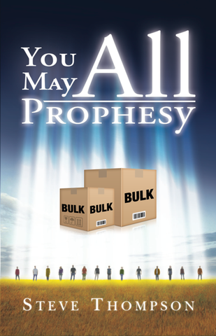 You May All Prophesy - 10 Pack