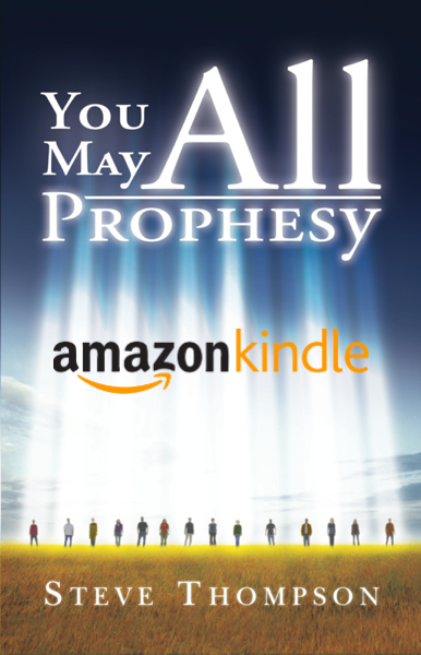 You May All Prophesy - Kindle Edition