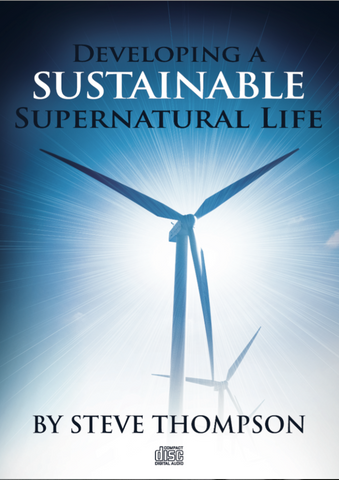 Developing A Sustainable Supernatural Life MP3