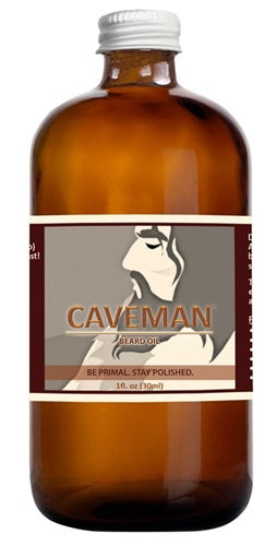 Caveman Beard Oil 1oz