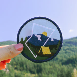 Camping Patch