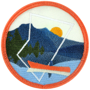 Canoeing Patch