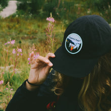 Load image into Gallery viewer, BC Parks Foundation Cypress Park patch on a hat