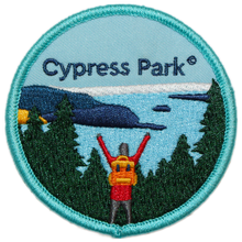 Load image into Gallery viewer, BC Parks Foundation Cypress Park patch