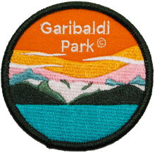 Load image into Gallery viewer, Garibaldi Park Patch