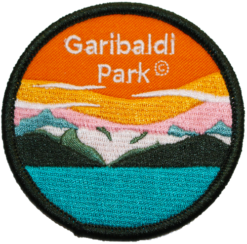 Garibaldi Park Patch