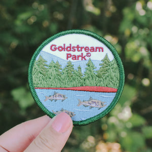 Goldstream Park Patch