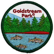 Load image into Gallery viewer, BC Parks Foundation Goldstream Park patch