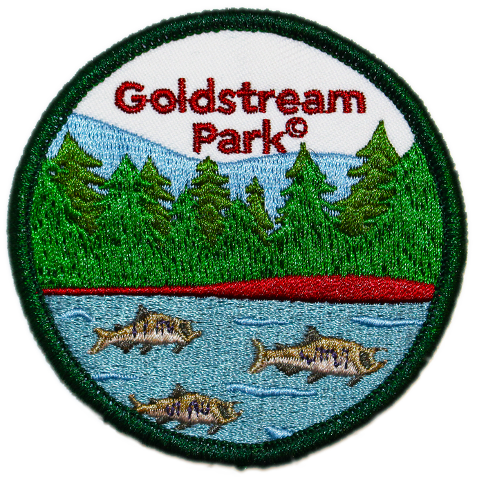 BC Parks Foundation Goldstream Park patch