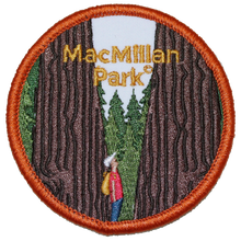 Load image into Gallery viewer, MacMillan Park Patch
