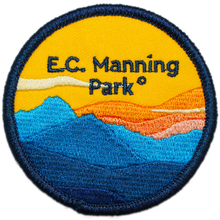 Load image into Gallery viewer, BC Parks Foundation E.C. Manning Park patch