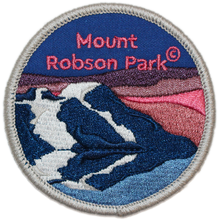 Load image into Gallery viewer, BC Parks Foundation Mount Robson Park patch