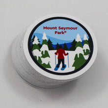 Load image into Gallery viewer, Mount Seymour Park Sticker