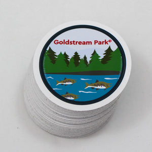 Goldstream Park Sticker