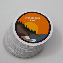 Load image into Gallery viewer, Juan de Fuca Park Sticker
