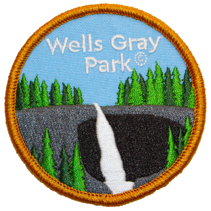 Wells Gray Park Patch