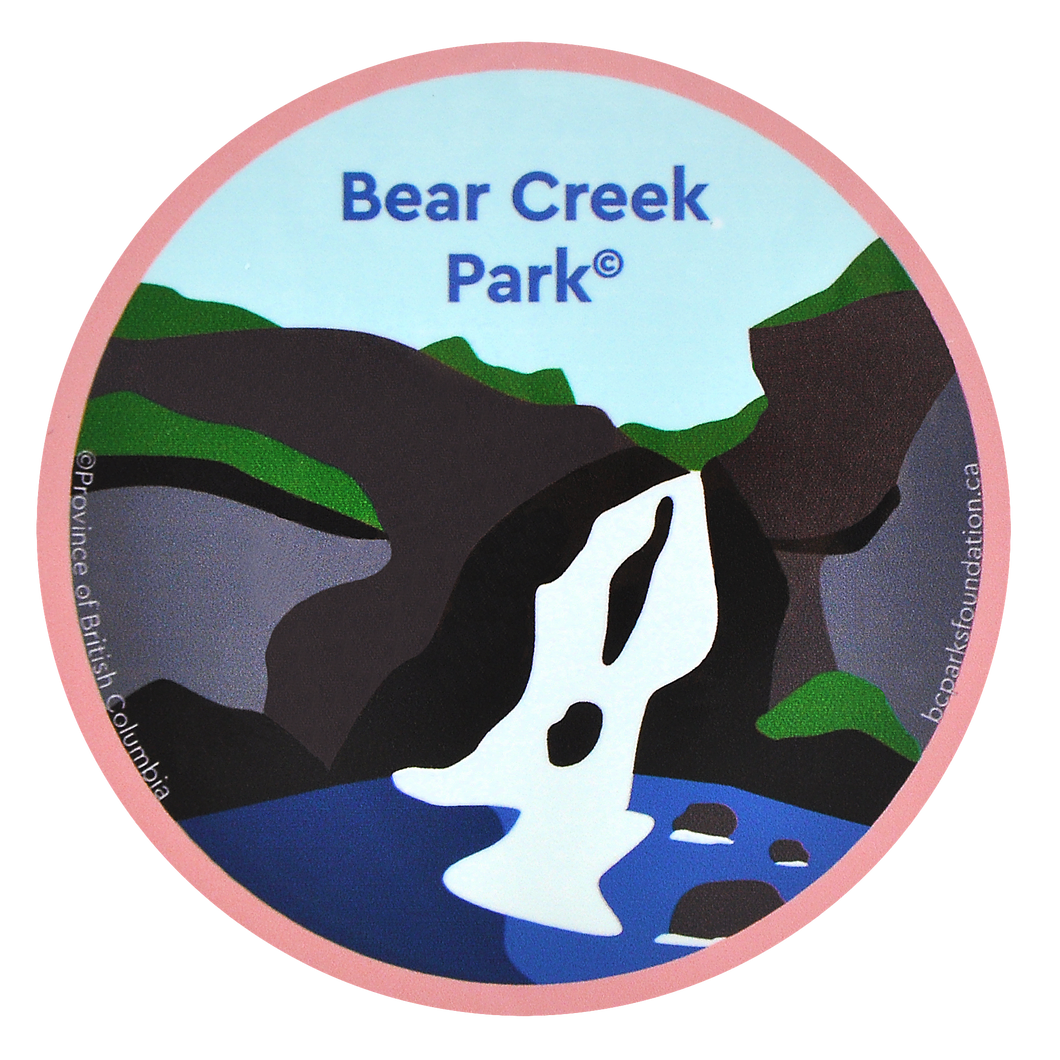Bear Creek Park Sticker