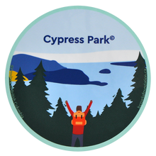 Load image into Gallery viewer, Cypress Park Sticker