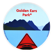 Load image into Gallery viewer, Golden Ears Park Sticker