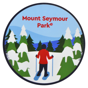 Mount Seymour Park Sticker