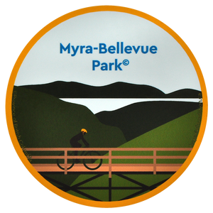 Myra-Bellevue Park Sticker