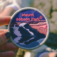Load image into Gallery viewer, Mount Robson Park Patch