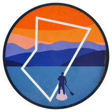 Load image into Gallery viewer, Paddleboarding Sticker