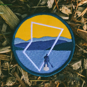 Paddleboarding Patch