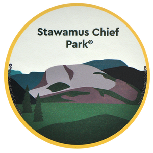 Stawamus Chief Park Sticker