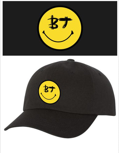 BT SMILEY DAD HAT