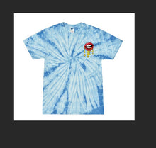 BT Lips Tie Dye T-Shirt