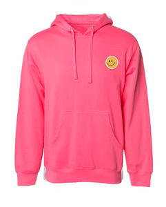 BRENNEN TAYLOR Smiley Hoodie