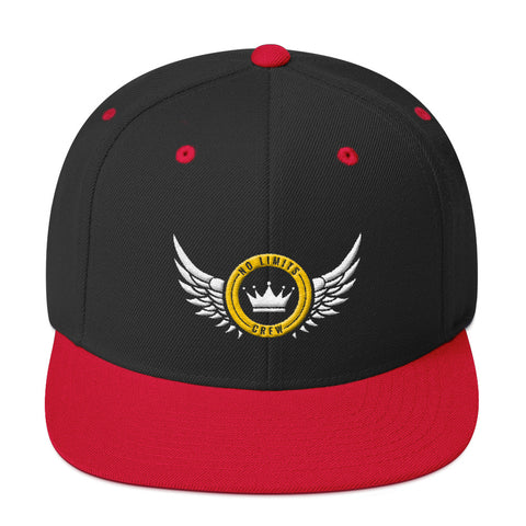 Snapback - Winged - no-limits-crew
