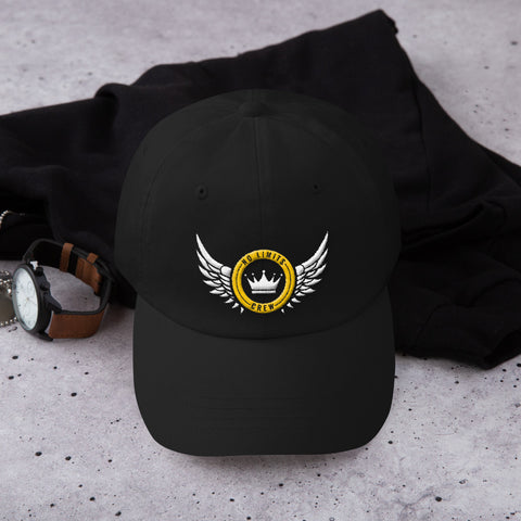 Baseball Cap - Winged - no-limits-crew