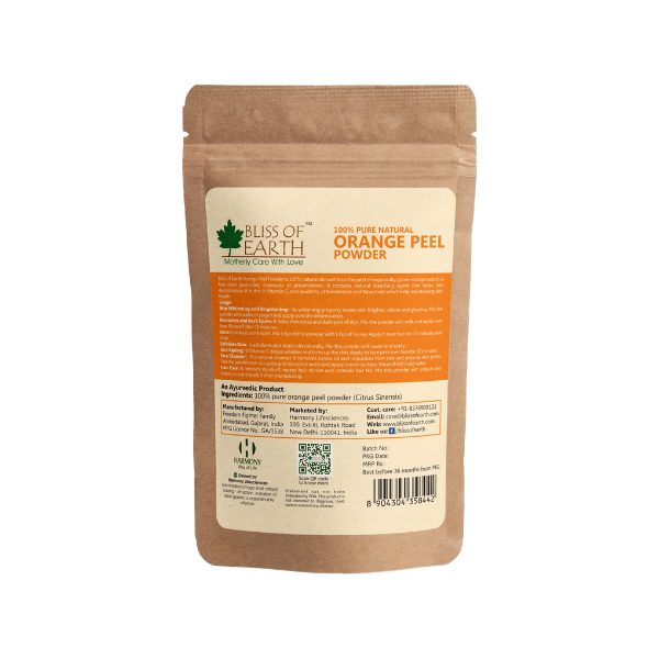Orange Peel Powder 100GM