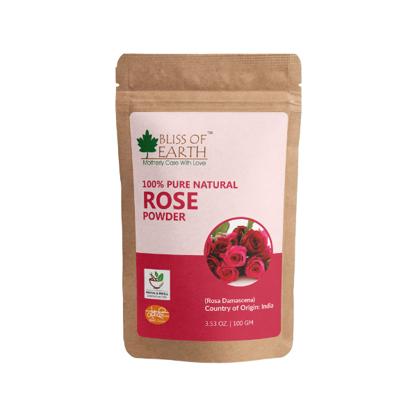 Rose Petals Powder 100GM