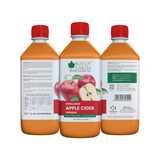 Himalayan Apple Cider With Mother (ACV) 500ML
