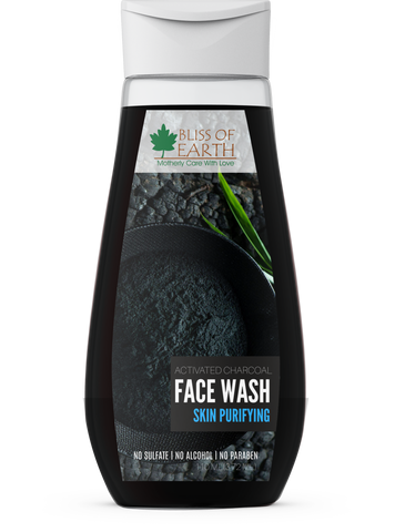 Activated Charcoal Face Wash 110ML